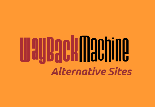 4 Wayback Machine Alternatives