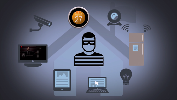 Threats to IoT Devices
